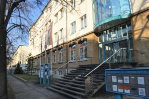 Hauptsitz von Mediq Direkt in Dresden