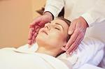 Wellnessbehandlung im Kosmetikstudio