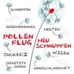 Heuschnupfen Allergie Pollenflug